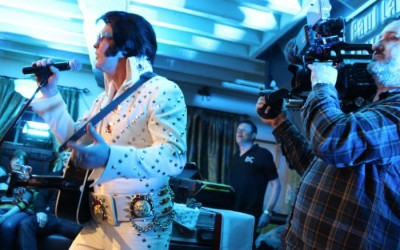Paul Larcombe – Elvis Presley Tribute